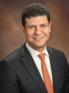 Hassan El Banna, MD, MSHSM
