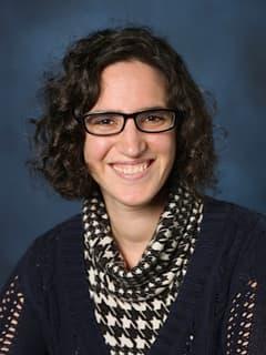 Rebecca Ganetzky, MD, DABMG
