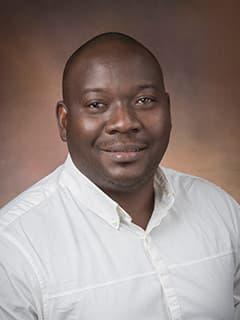 Ibrahim George-Sankoh, MS