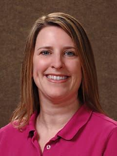 Rebecca Hoffritz, PT, DPT, PCS