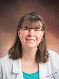 Stefanie B. Kasperski, MS, CGC