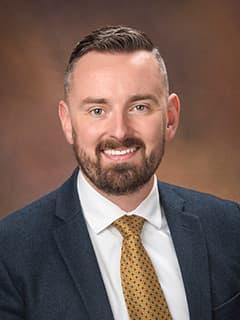 Kevin P. O'Callaghan, MBBCh