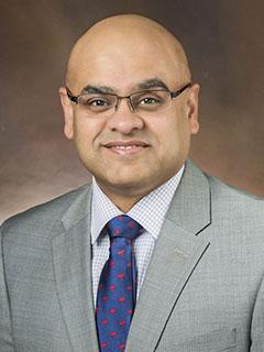 Arun K. Srinivasan, MD, MRCS