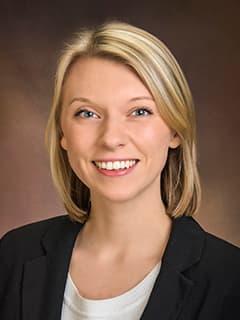 Erica Stair, BA