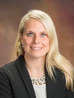 Allison Thompson, MSN, BSN, CRNP