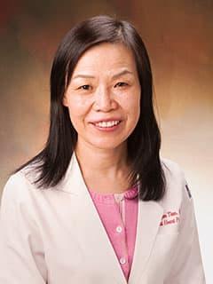 Zhiyun Tian, MD, RDCS