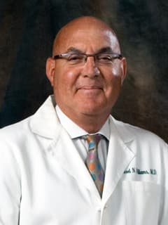 Noel Williams, MD, BCh, MCh, FRSCI, FRCS (Gen)